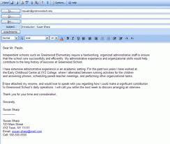 Sample Email For Sending Resume Cool Best Formats For Sending Job