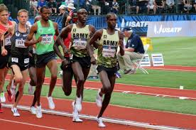 Fast Track Program Kenyan Runners Join U S Army And Olympic Team