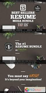 Best Sellers Resume Mega Bundle 257350