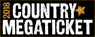 2018 Country Megaticket Features Countrys Biggest Stars At
