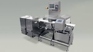 Контрольные весы cwfmaxx в комбинации с металлодетектором varicon Контрольные весы cwfmaxx с металлодетектором
