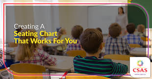 Making A Seating Chart For The Classroom Creating A Seating Chart That Works For You Center For