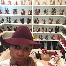 putting her best foot forward nene leakes instagrammed a photo of herself from inside her