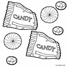 Small Picture Printable Candy Coloring Pages For Kids Cool2bKids