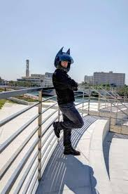 masked vigilante motorcycle helmets batman helmet