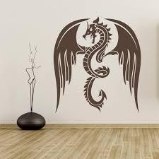 dragon wall decal mythology wall decal