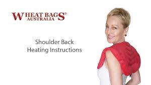 Neck And Shoulder Rice Bag Pattern Simple Decorating Design