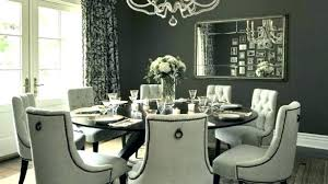 Lovely 8 Person Round Dining Table Com Intended For Brilliant Formal Room Sets  With Regard To Centerpiece