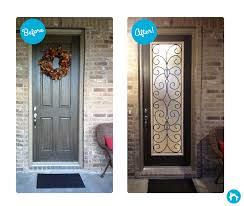 24 x 82 door glass kits are designed to fit a wide variety of exterior doors manufactured by therma tru masonite jeld wen plastpro and many others