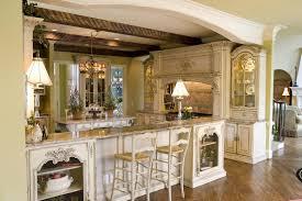 Sellers Kitchen Cabinet Cream Kitchen Cabinet With Glaze