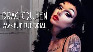 boy to drag queen transformation makeup tutorial violet chachki ava candra you