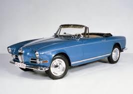 bmw fuel efficient car: 1956 BMW 503 Cabriolet Used Cars