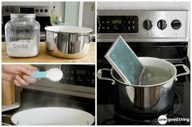 stove hood filter