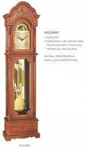 china grandfather clock german hermle