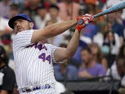 Mets' Pete Alonso bests Angels' Shohei ...