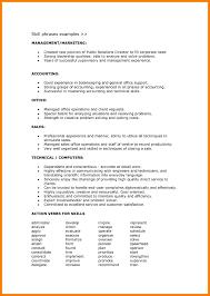 7 Technical Skill For Resume Informal Letters