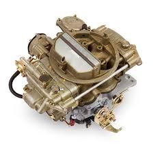 Holley 0 9895 Spreadbore Carburetor 650 Cfm