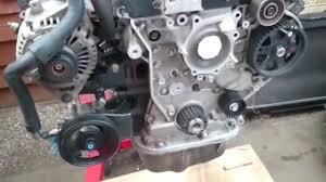 alternator power steering pump installation kia