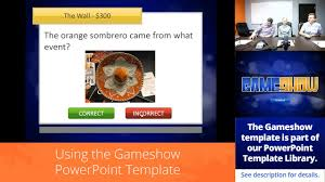 Facebook Live Using The Gameshow Powerpoint Template
