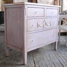 silver painted furniture. Dresser With Silver Leaf Trim Painted Furniture T