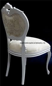 french bedroom chairs uk. chateau french style boudoir ornate white chair ..dining, desk, dressing table or occasional bedroom chairs uk