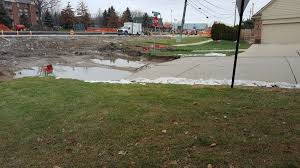the sinkhole in macomb county