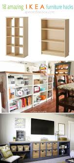 transforming ikea furniture. Visit 18 More Fabulous Ikea Hacks Here, With Awesome Furniture  And Room Makeovers! Transforming Ikea K