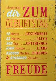 Happy Birthday Sprüche Deutsch 8 Happy Birthday World
