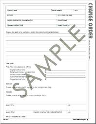 Construction Work Authorization Form Template