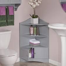 Bathroom Cabinets White Bathroom Floor Cabinet Tall Slim
