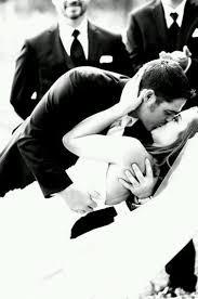 Leidenschaftlicher kuss lernen