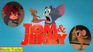 Tom & Jerry _ Upcoming Movie Trailer in 2021 - video Dailymotion