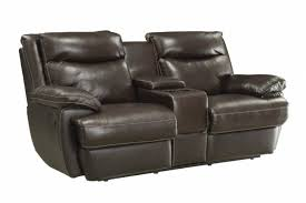 red barrel studio hughes leather reclining loveseat reviews wayfair inside leather love seat recliner