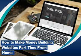 How To Build A Successful Web Design Business How To Make Money Building Websites Part Time From Home