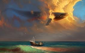 movies hope whale life of pi x high quality   ocean whales drawn skies the sky 2560x1600 art hd