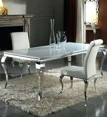 silver dining chairs silver dining room chairs for table and remodel silver velvet dining chairs