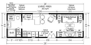 Small Picture Tiny House Layout Ideas Gives A Good Idea Of Tiny House Lengths