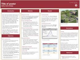 Scientific Presentation Poster Template Under Fontanacountryinn Com