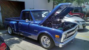 1969 chevy C10 Step side for sale in Pasadena, California, United ...