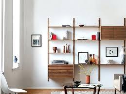 wall unit shelving wall mounted shelves bookshelves wall shelving unit ideas