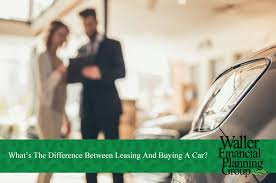Car Buy Or Lease Whats The Difference Between Leasing And Buying A Car