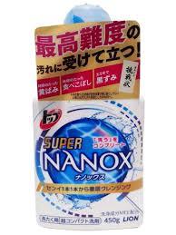 <b>Жидкое</b> средство для стирки SUPER NANOX, концентрат 450 мл ...