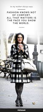 Blair Waldorf Gossip Girl Fashion Quotes Popsugar Fashion