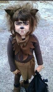 diy werewolf costume