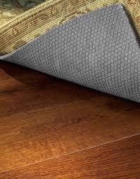 ultra premium non slip rug pad corner with felt prepare 2