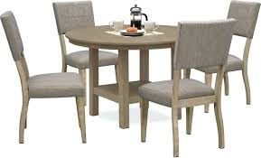 round glass dining table set for 4 india room sets small circle kitchen light wood trestle circle furniture dining