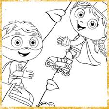 Small Picture Super Why Free Coloring Pages on Art Coloring Pages