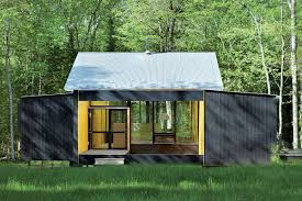 Small Picture Prefab Cottage Homes Modern Modest Lake House