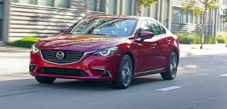 2017 Mazda 6 update launches in the US, due in Australia by year's ...