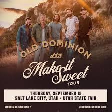 Old Dominion Utah State Fair